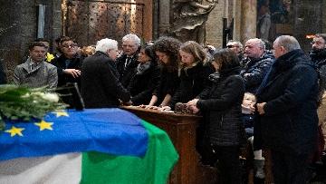 2 - Il Presidente Mattarella partecipa alle esequie solenni di Antonio Megalizzi