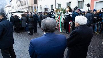 3 - Il Presidente Mattarella partecipa alle esequie solenni di Antonio Megalizzi