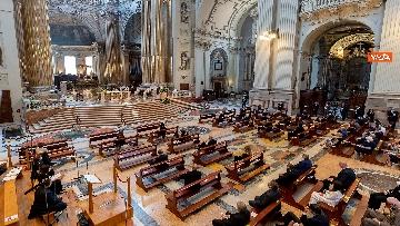1 - Mattarella alla commemorazione delle vittime delle stragi di Ustica e Bologna
