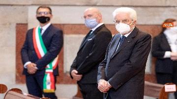 5 - Mattarella alla commemorazione delle vittime delle stragi di Ustica e Bologna