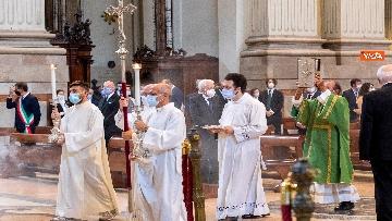 4 - Mattarella alla commemorazione delle vittime delle stragi di Ustica e Bologna