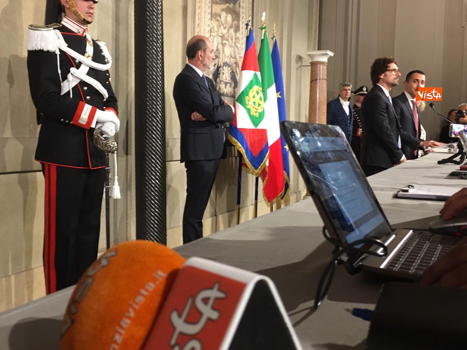 21-05-18 Di Maio guida la delegazione M5s al Quirinale con Toninelli e Giulia Grillo_06