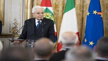 3 - Mattarella al 205° anniversario di fondazione dell'Arma dei Carabinieri