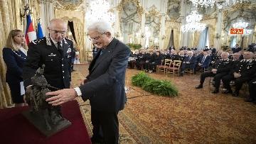 6 - Mattarella al 205° anniversario di fondazione dell'Arma dei Carabinieri