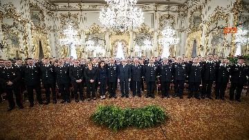 2 - Mattarella al 205° anniversario di fondazione dell'Arma dei Carabinieri