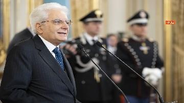 4 - Mattarella al 205° anniversario di fondazione dell'Arma dei Carabinieri