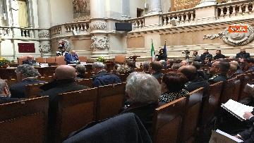 6 - Inaugurazione anno Giudiziario Tributario con ministro Tria, immagini