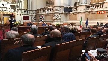 2 - Inaugurazione anno Giudiziario Tributario con ministro Tria, immagini
