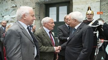 5 - Mattarella al 50esimo anniversario della scomparsa dell'On. Giulio Pastore