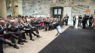 9 - Mattarella al 50esimo anniversario della scomparsa dell'On. Giulio Pastore