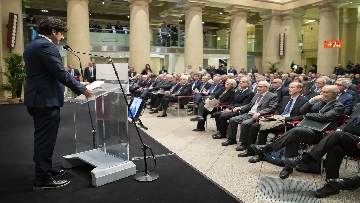 8 - Mattarella al 50esimo anniversario della scomparsa dell'On. Giulio Pastore