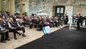 10 - Mattarella al 50esimo anniversario della scomparsa dell'On. Giulio Pastore
