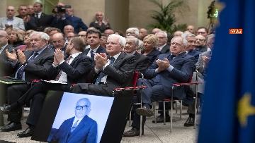 7 - Mattarella al 50esimo anniversario della scomparsa dell'On. Giulio Pastore