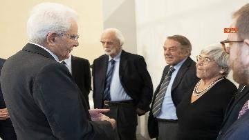 2 - Mattarella al 50esimo anniversario della scomparsa dell'On. Giulio Pastore