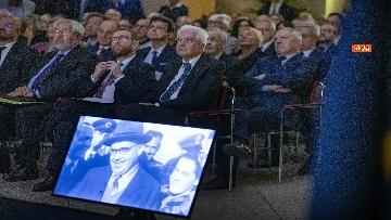 6 - Mattarella al 50esimo anniversario della scomparsa dell'On. Giulio Pastore