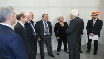 3 - Mattarella al 50esimo anniversario della scomparsa dell'On. Giulio Pastore