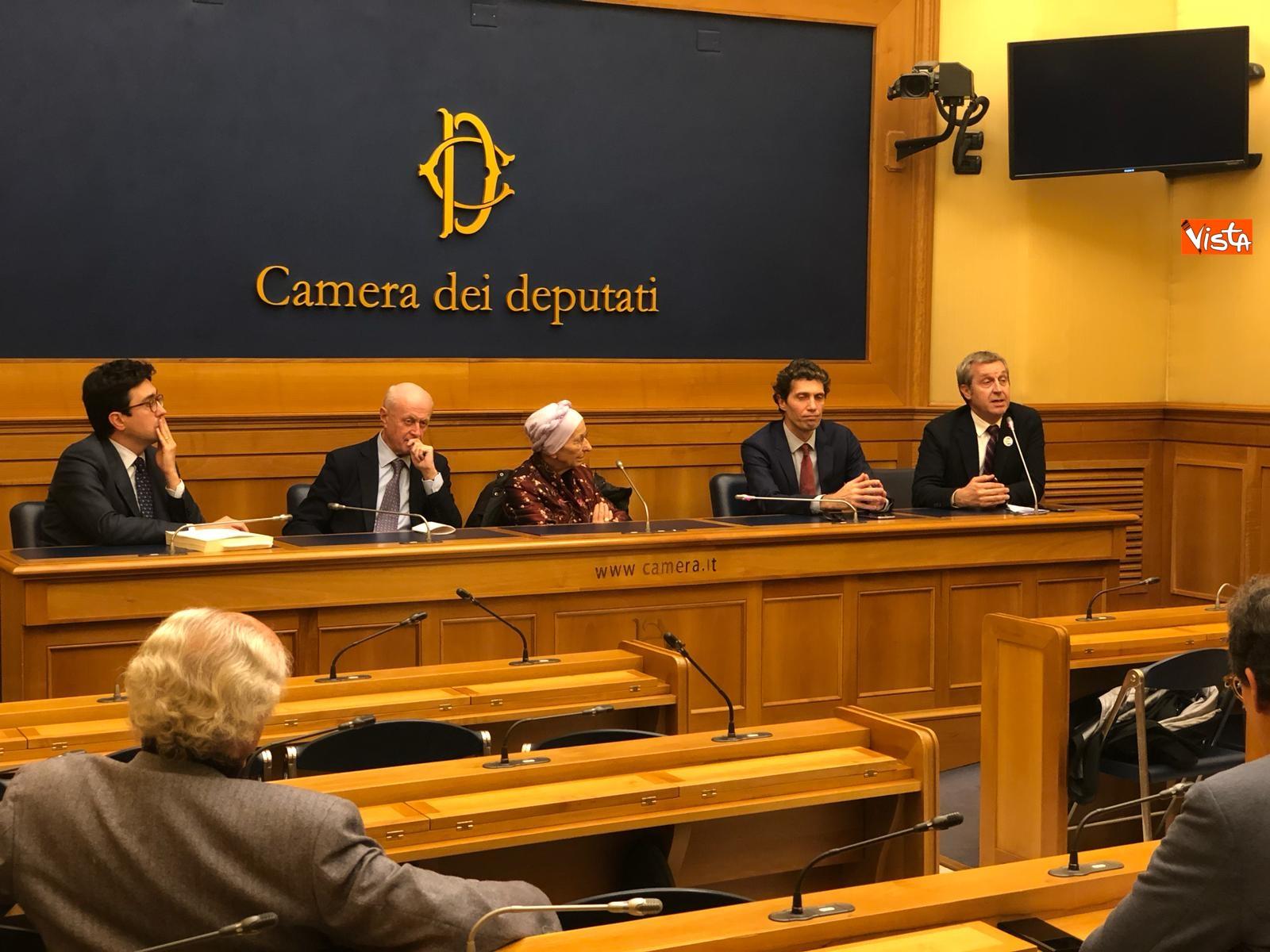 Alessandro Fusacchia, Bruno Tabacci, Emma Bonino, Riccardo Magi, Benedetto Della Vedova