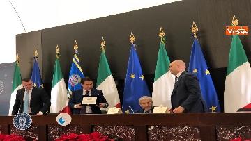 15 - La conferenza stampa di fine anno del presidente del Consiglio Giuseppe Conte