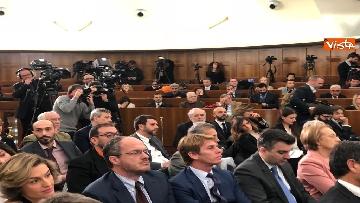 3 - La conferenza stampa di fine anno del presidente del Consiglio Giuseppe Conte