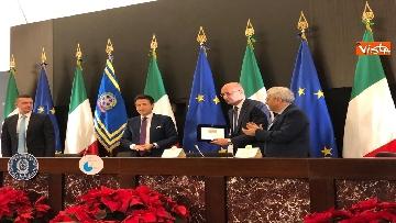 5 - La conferenza stampa di fine anno del presidente del Consiglio Giuseppe Conte