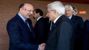 10 - Mattarella, Conte, Casellati e Fico ad Assemblea Confindustria