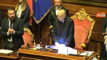 15 - Casellati eletta presidente del Senato