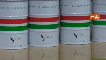 18 - Nucleare, Sogin presenta il piano di economia circolare per il decomissioning