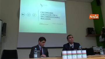19 - Nucleare, Sogin presenta il piano di economia circolare per il decomissioning