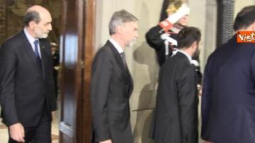 2 - I foglietti di Martina, la cravatta rossa di Orfini, il PD alle consultazioni