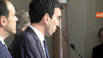 3 - I foglietti di Martina, la cravatta rossa di Orfini, il PD alle consultazioni