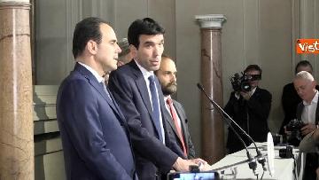 8 - I foglietti di Martina, la cravatta rossa di Orfini, il PD alle consultazioni