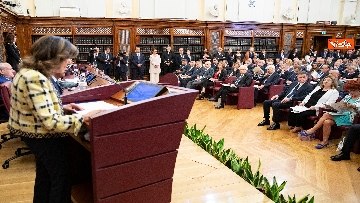 1 - Mattarella a relazione Autorità garante attuazione legge su sciopero nei servizi pubblici essenziali