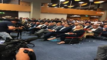 5 - 'E' sempre più blu, Meloni ufficializza entrata a FdI del sindaco di Catania