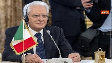9 - Mattarella incontra il Presidente della Repubblica di Polonia Andrzej Duda