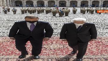 3 - Mattarella incontra il Presidente della Repubblica di Polonia Andrzej Duda