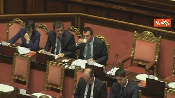 8 - Caso Diciotti, al Senato il voto su Salvini