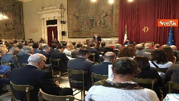 5 - Inail, la presentazione del rapporto alla Camera con Conte e Fico  immagini
