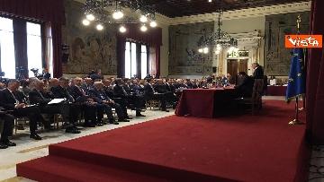 6 - Inail, la presentazione del rapporto alla Camera con Conte e Fico  immagini