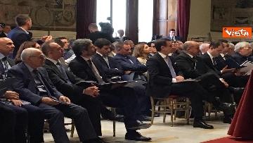 8 - Inail, la presentazione del rapporto alla Camera con Conte e Fico  immagini