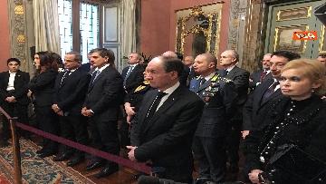7 - Casellati incontra l'Associazione stampa parlamentare per auguri di Natale