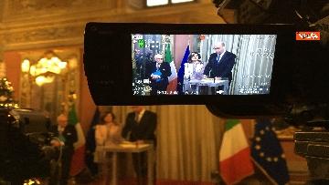 3 - Casellati incontra l'Associazione stampa parlamentare per auguri di Natale