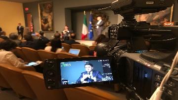 4 - 30-07-18 Conte in conferenza con la stampa italiana dopo incontro con Trump