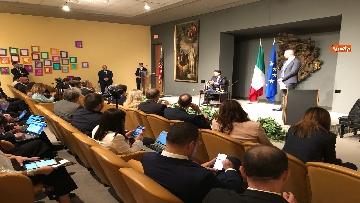 7 - 30-07-18 Conte in conferenza con la stampa italiana dopo incontro con Trump