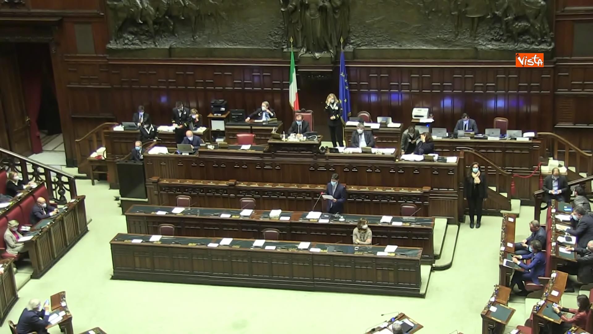 02-12-20 Il ministro Speranza riferisce alla Camera su piano vaccini e nuovo Dpcm, le foto_08