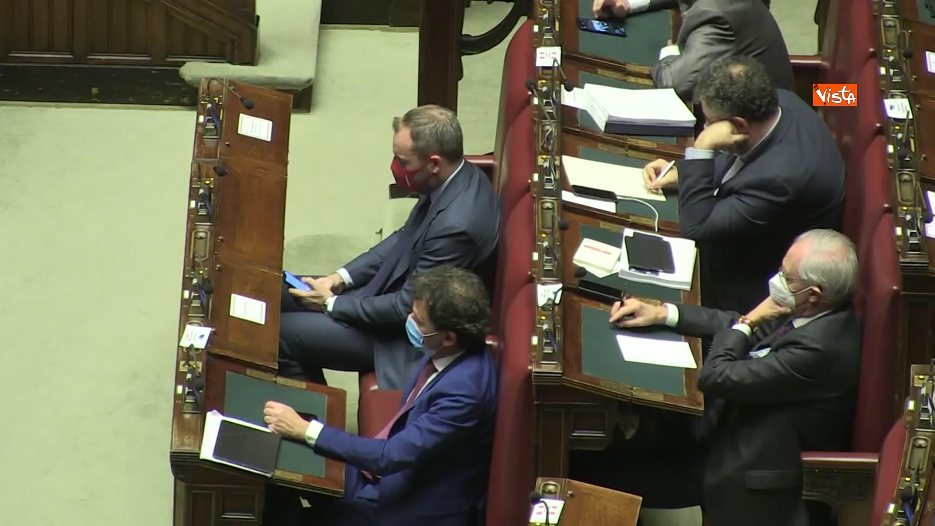02-12-20 Il ministro Speranza riferisce alla Camera su piano vaccini e nuovo Dpcm, le foto_02