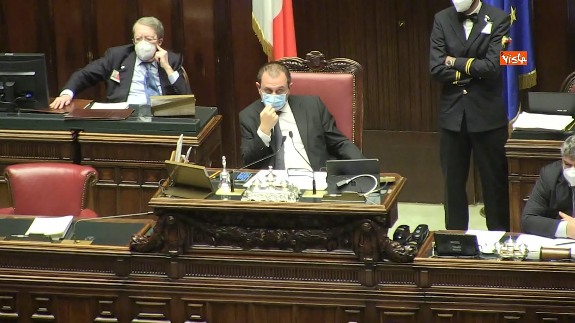 02-12-20 Il ministro Speranza riferisce alla Camera su piano vaccini e nuovo Dpcm, le foto_05