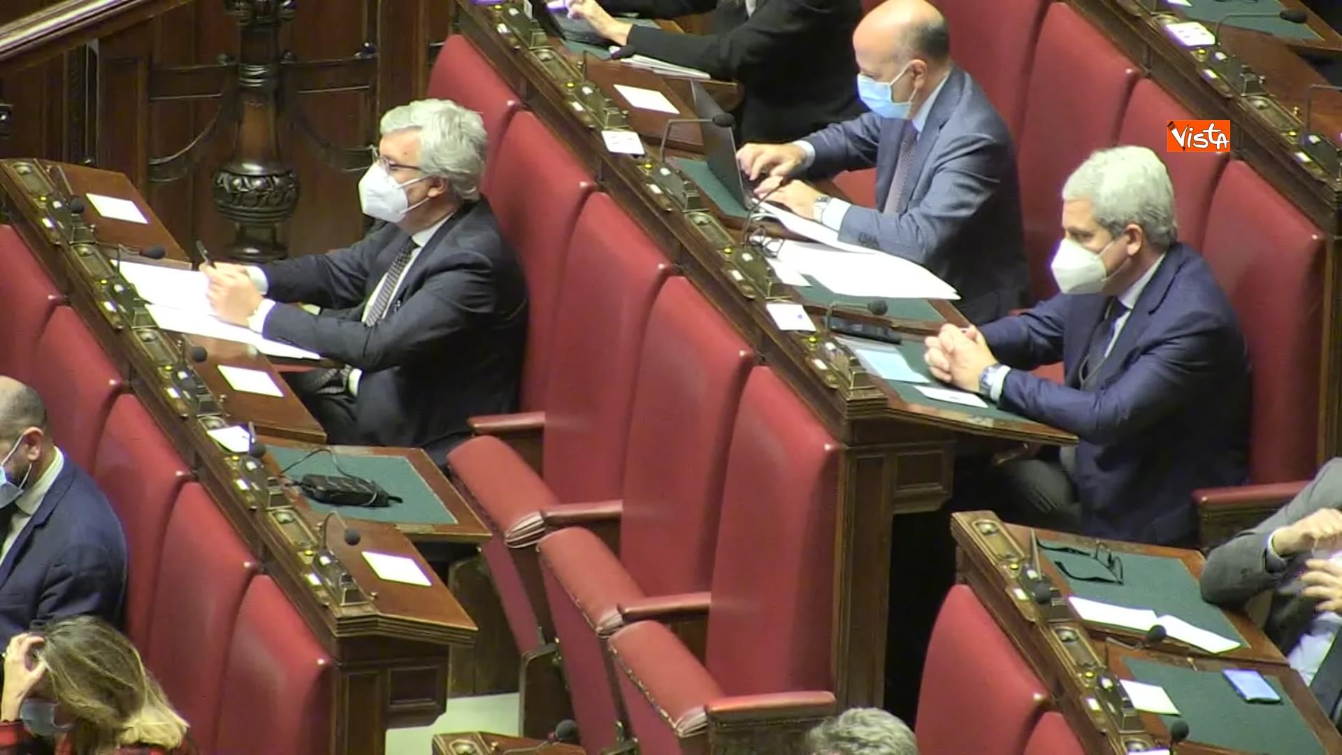 02-12-20 Il ministro Speranza riferisce alla Camera su piano vaccini e nuovo Dpcm, le foto_13