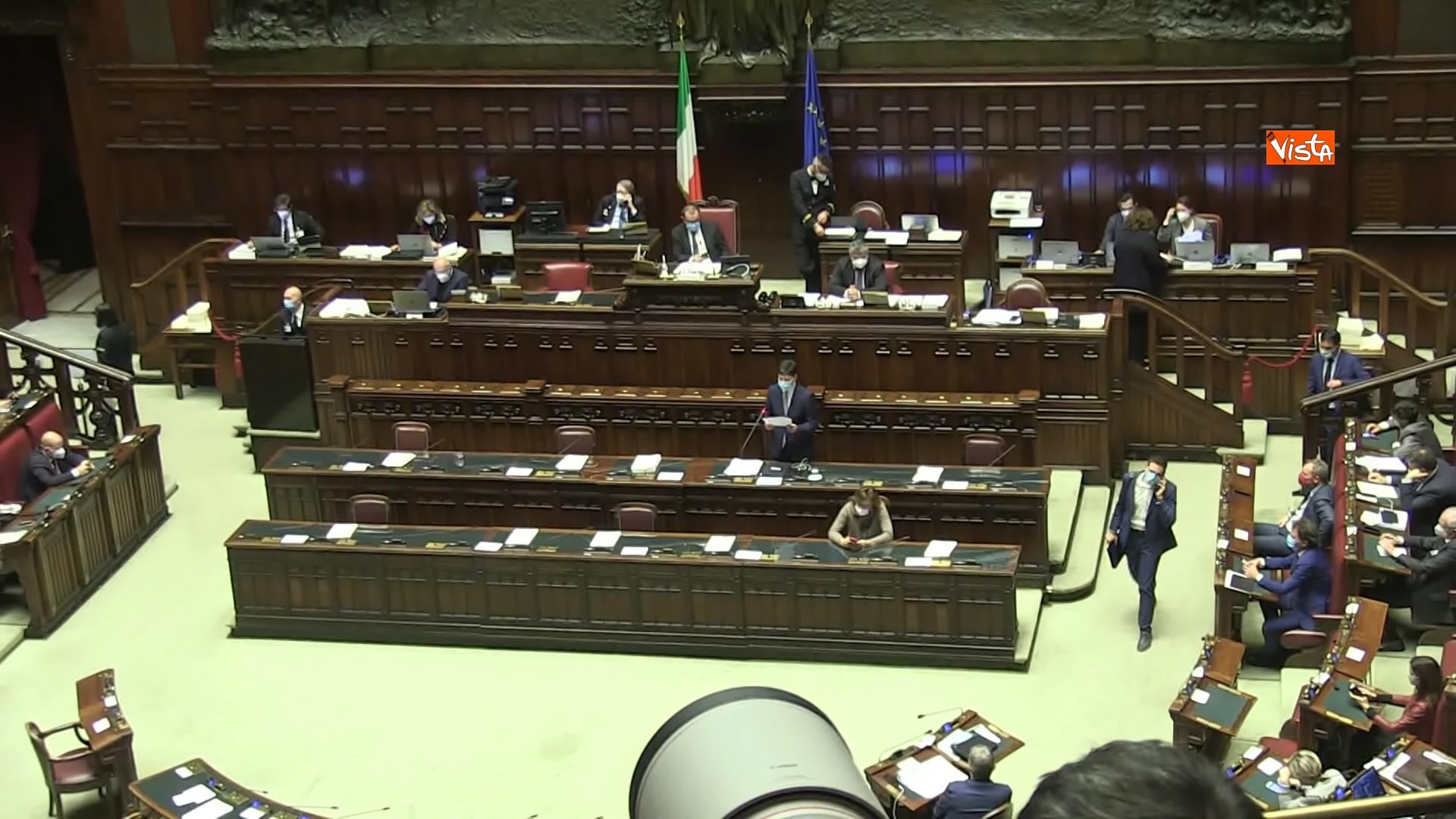 02-12-20 Il ministro Speranza riferisce alla Camera su piano vaccini e nuovo Dpcm, le foto_11