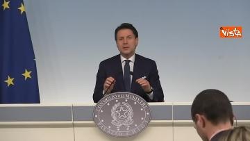 5 - Crisi di Governo, Conte in conferenza stampa immagini