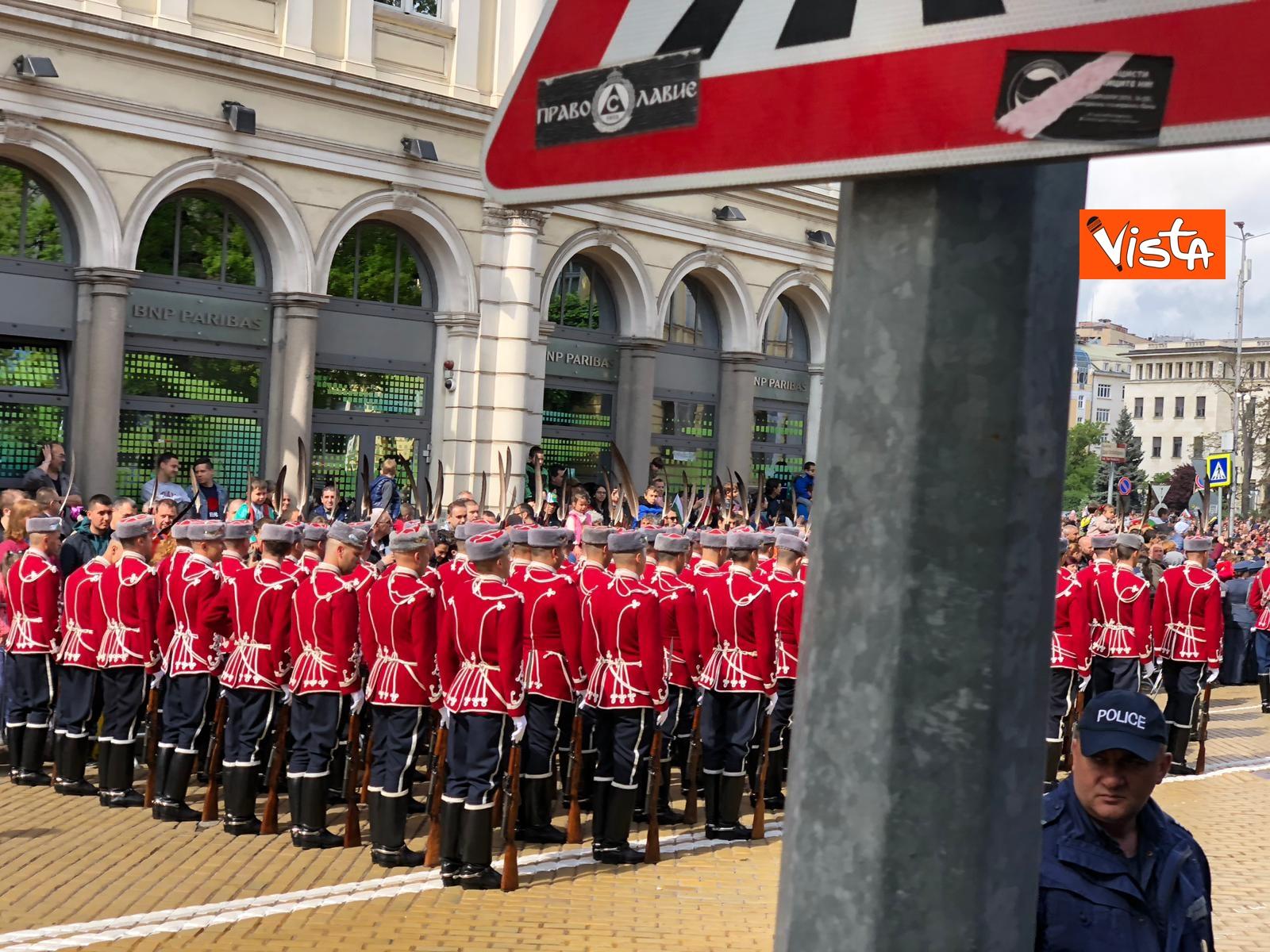06-05-19 La parata militare a Sofia per la festa dell esercito in occasione di San Giorgio_03